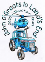 The Tractor Run - John O'Groats to Land's End on a vintage tractor